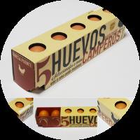 mejor packaging original para hueveras procarton