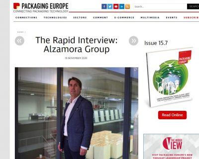 The Rapid Interview: Alzamora Group